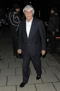 F1, Inghilterra chiede a Bernie Ecclestone 1 miliardo di sterline