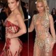 Beyoncè, Jennifer Lopez e Kim Kardashian: nude look a New York 01