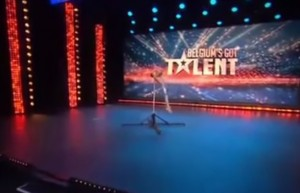 VIDEO YouTube - Domenico Vaccaro vince Belgium's Got Talent 2015