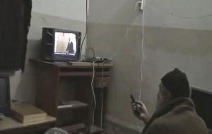 Osama Bin Laden, una collezione di film porno nel suo covo