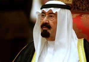 Il re saudita Abdul Azizi al Saud