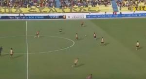 VIDEO YouTube - Ernesto Cristaldo, gol da 37 metri