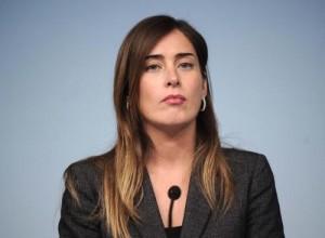 "Maria Elena Boschi: ""Principio di dittatura? Berlusconi ha esperienza..."""