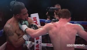 VIDEO YouTube, Canelo Alvarez rompe la mascella a James Kirkland