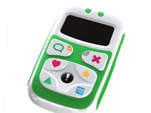 bPhone: telefonino per bambini di 3 anni che chiama solo mamma, papà e 112