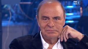 Bruno Vespa parla della mamma e si commuove in diretta tv