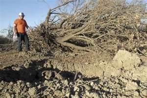 La siccità in California