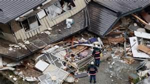 Case distrutte dal nuovo sisma
