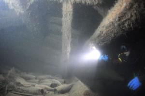 Birra di due secoli fa ritrovata sul fondo del Mar Baltico