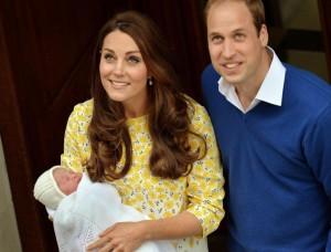 Royal baby, in Gran Bretagna pizza gratis a chi si chiama Charlotte