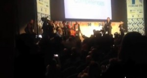 Video YouTube. Marianna Madia contestata dai lavoratori Usb