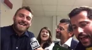 VIDEO YouTube. Daniele De Rossi canta gli Oasis ospite a Radio Rock