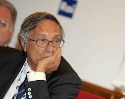 Il presidente della Cassa Depositi e Prestiti, Franco Bassanini (foto Ansa)