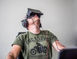 Oculus Rift (foto Wikipedia)