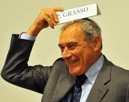 """Il Giornale contro Grasso: """"Quel corvo che vola su Palazzo Madama..."""""""