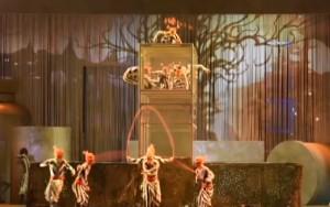 Expo, Cirque du Soleil stupisce e incanta con 'Alla vita!'