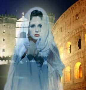 Fantasma del Colosseo. La leggenda di Messalina, moglie inquieta dell'imperatore Claudio