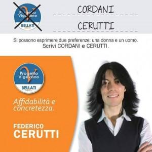 Federico Cerutti, candidato a Vigevano, si impicca in casa prima del voto