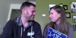 """VIDEO YouTube - """"Amore sono incinta"""" e il fidanzato scoppia in lacrime"""