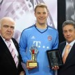 Manuel Neuer miglior sportivo al mondo: battuti Cristiano Ronaldo e Federer