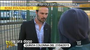 """Mediaset licenzia giornalista: falso servizio sui rom. L'ultimo """"tarocco"""" di una lunga serie"""