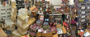 Esplode fabbrica fuochi artificio a Qualiano (Napoli): un morto e sei feriti