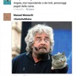#Gattosulmatto: Beppe Grillo come Salvini attaccato dai gattini su Facebook FOTO 5