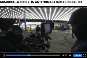 Gomorra 2, il video dei primi ciak. Dalla Germania