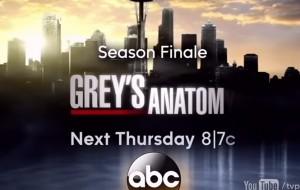 VIDEO YouTube, anticipazioni Grey's Anatomy 11×24: trama – promo