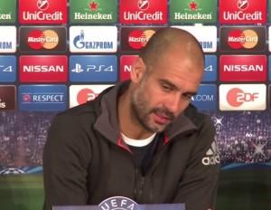 """Guardiola: """"Essere il migliore al mondo è una m..."""""""
