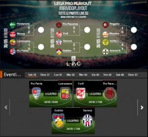 Gubbio-Savona: diretta streaming Sportube su Blitz. Formazioni e info