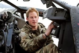 """Principe Harry si confessa: """"L'esercito mi ha tenuto fuori dai guai"""""""