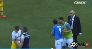 """Gonzalo Higuain al Parma: """"Siete falliti, che c... fate!"""""""