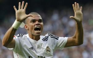 "Video YouTube, Pepe (Real Madrid): fallacci ""storici"""