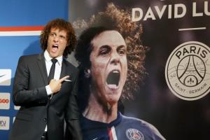 "Psg, David Luiz: ""Non sono vergine"""