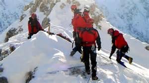 Squadra di soccorso alpino