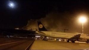Fiumicino, incendio aeroporto. Tutto partito da una scintilla in cucina