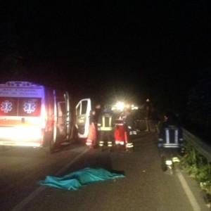 Celano: Marco Zaurrini ucciso da pirata strada. Arrestato Luigi Antidormi