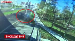 VIDEO YouTube - Andrey Yeshchenko, incidente a 170 km orari. Illeso per miracolo