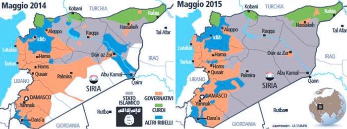 Isis avanza verso Baghdad. Così si muove la jihad FOTO MAPPA