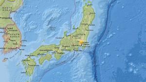 Terremoto in Giappone a 80 km da Tokyo: magnitudo 5.6