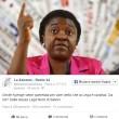 """Lega Nord querela Cécile Kyenge: """"Ci ha dato dei razzisti"""""""