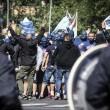 """VIDEO YouTube - Lazio-Roma, cronaca di un """"normale"""" derby di scontri FOTO9"""
