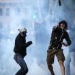 """VIDEO YouTube - Lazio-Roma, cronaca di un """"normale"""" derby di scontri FOTO4"""