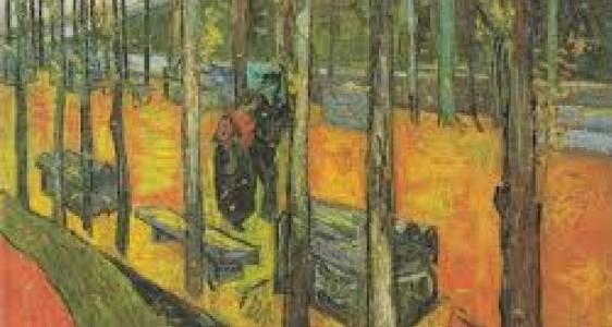 """Vincent Van Gogh, """"Les Alyscamps"""" battuto all'asta per 66 milioni di dollari"""