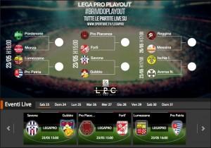 Lumezzane-Pro Patria: diretta streaming Sportube. Formazioni, link e info