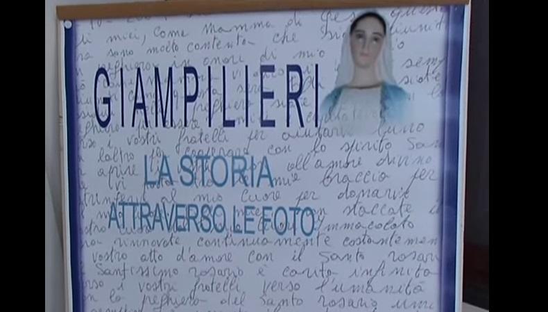 VIDEO YouTube: Madonna di Giampilieri, mistero della statua che piange sangue4