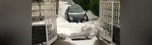 Malpensa allagato: piove ovunque, anche dal tetto appena ristrutturato VIDEO