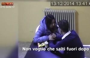 """Massimo Bossetti e Marita Comi intercettati: """"Dimmelo ora se hai fatto qualcosa"""""""