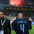 Match for Expo FOTO Javier Zanetti, addio a calcio con Vieri, Shevchenko, Figo..11